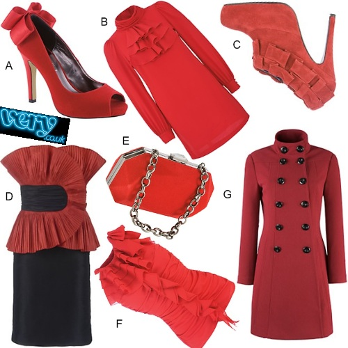 Red Fashion: How To Choose The Best Red Fashion Clothes