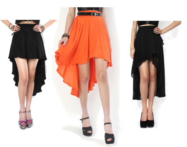 essential advices on how to look great in high low skirt