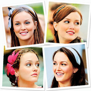 Blair Waldorf's headbands