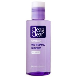 Clean and Clear Eye Makeup Remover