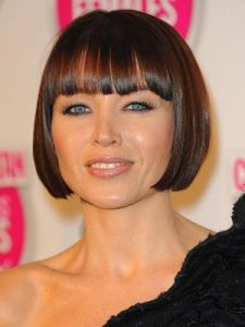 Dannii Minogue – Sleek Bob