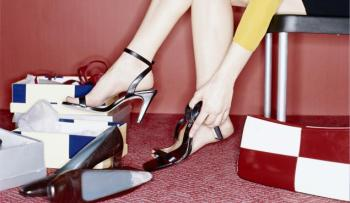 wear high heels without pain