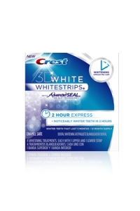 Crest White strips
